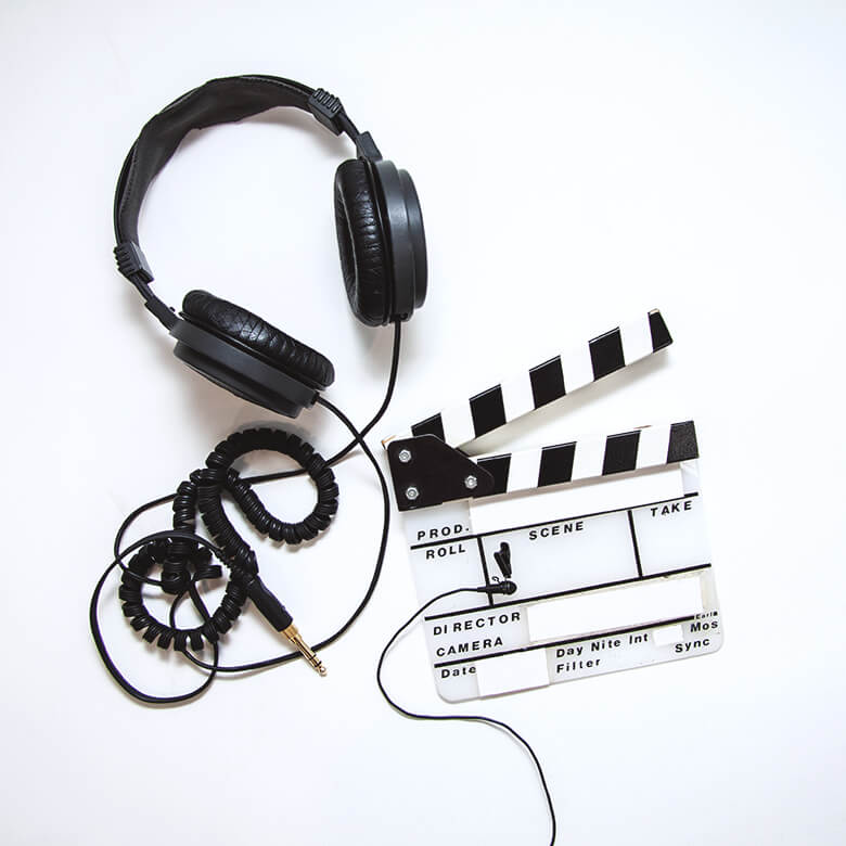 Agence de Communication Digitale : PRODUCTION AUDIO-VISUEL